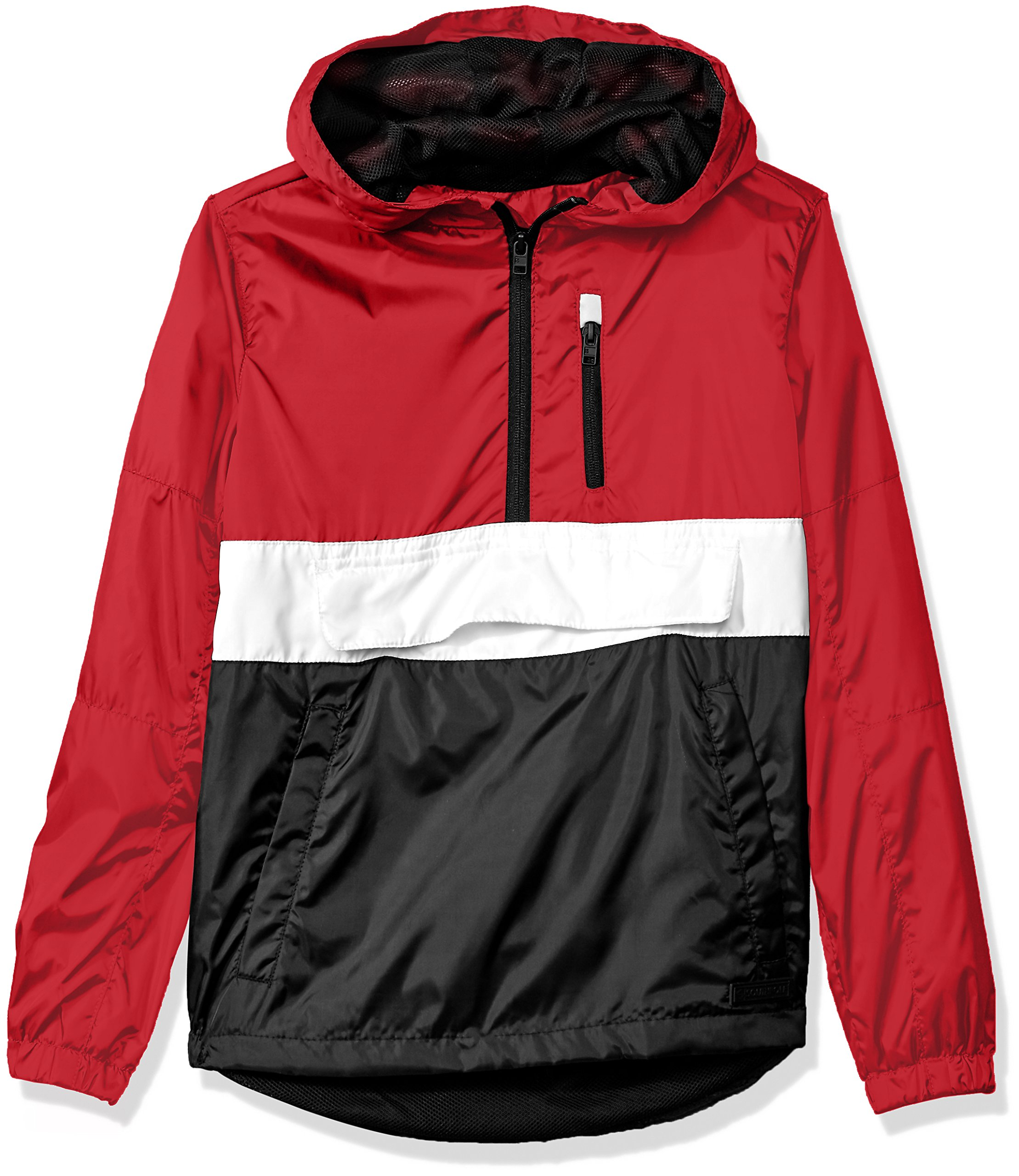 261358f7ec Galleon - Southpole Big Boys  Colorblock Water Resistance Windbreaker  Hooded Jacket