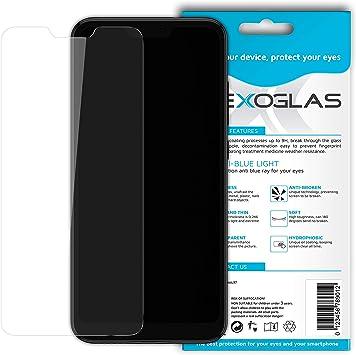 Flexoglas - Película protectora de cristal templado para Xiaomi Mi ...