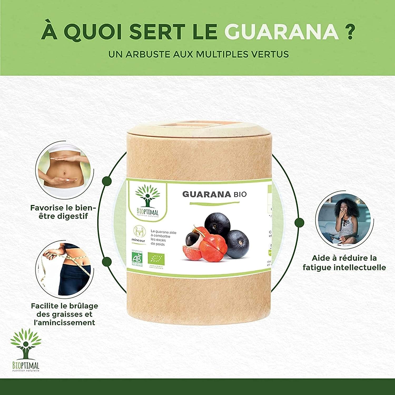 burner de grăsime guarana
