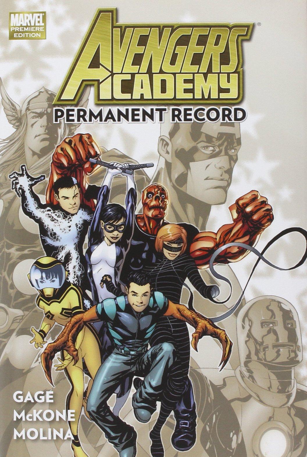 Download Avengers Academy Vol. 1: Permanent Record PDF