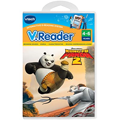 VTech - V.Reader Software - Kung Fu Panda 2: Toys & Games