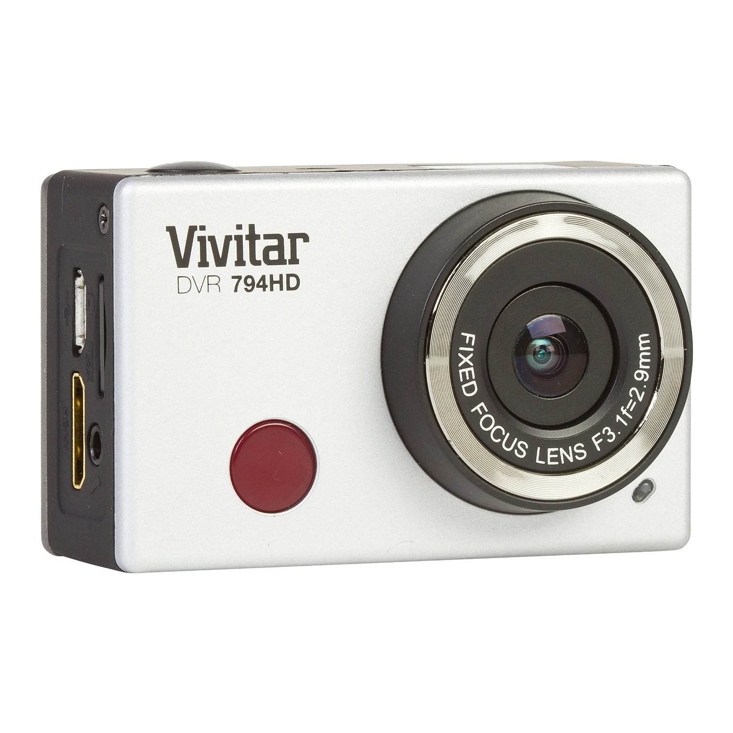 Camera Vivitar Action Cam amazon com vivitar full 1080p hd action cam with remote control and 2 lcd screen color styles may vary discontinued