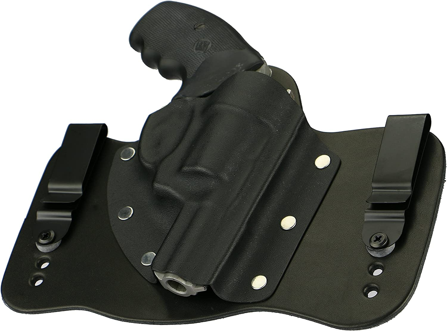 Charter Arms Undercover Bulldog IWB Leather In The Waistband Carry Holster BLK