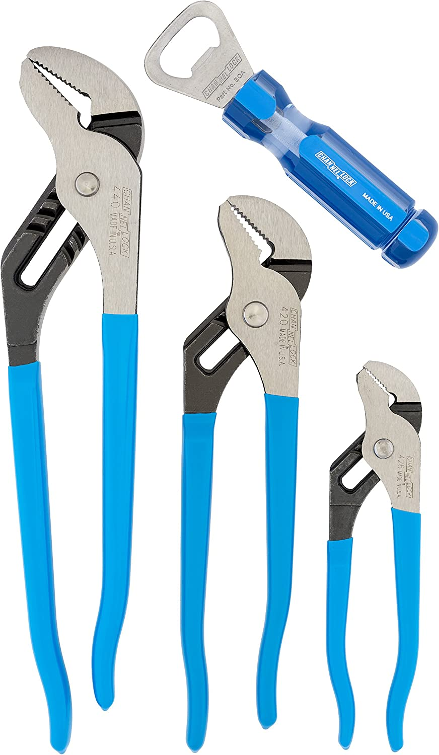 Renewed Channellock 440 12-Inch Tongue and Groove Plier