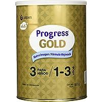 Progress Gold Etapa 3 Formula Infantil en Polvo para 1-3 Años, 900 g