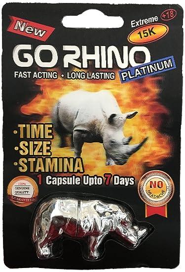 Rhino Sexual Enhancement Pills