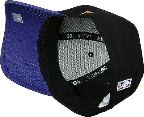 New Era Blackbase 39Thirty Golden State Warriors Cappellino bb8540b54e62