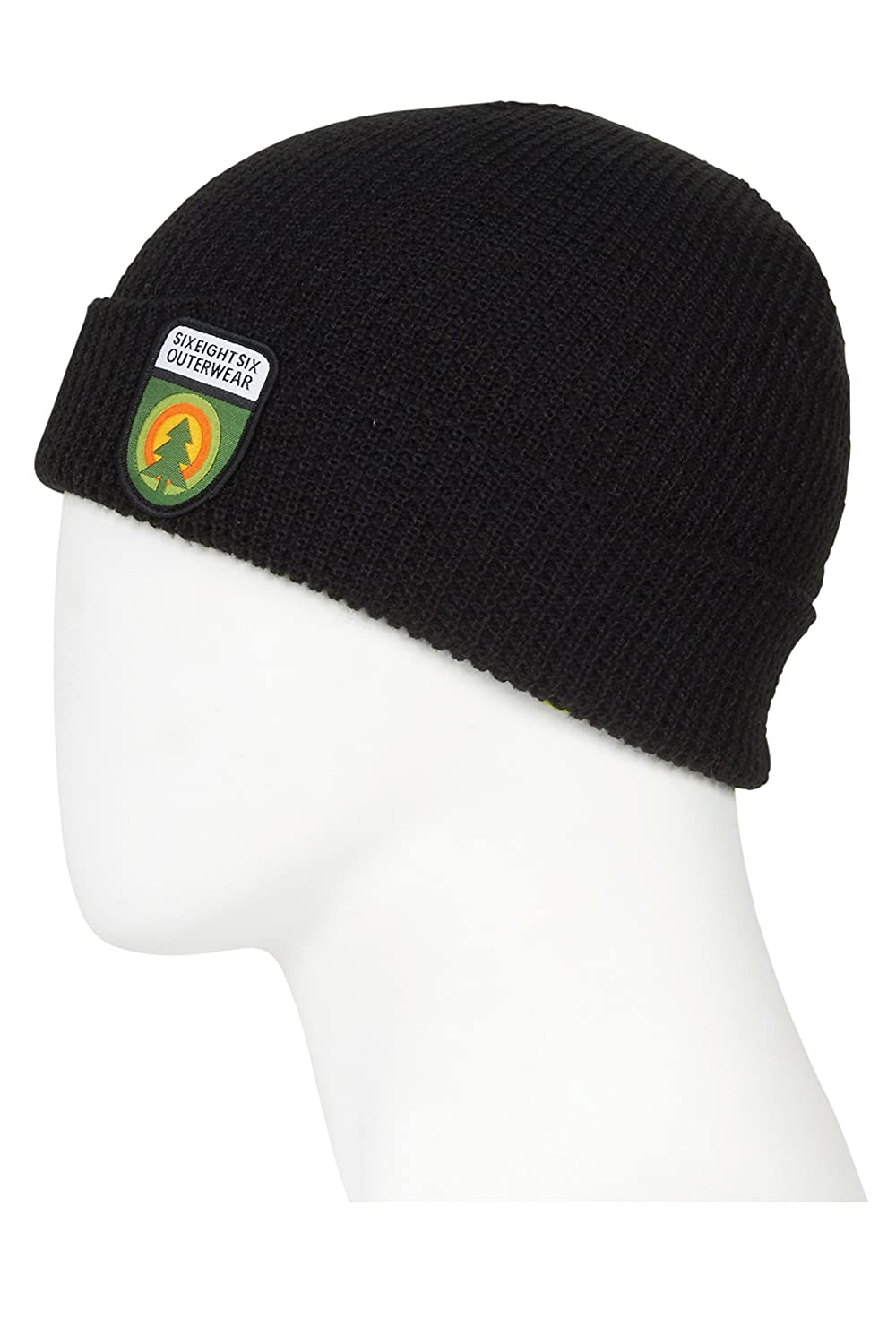 686 Mens Tree of Life Waffle Beanie One-Size