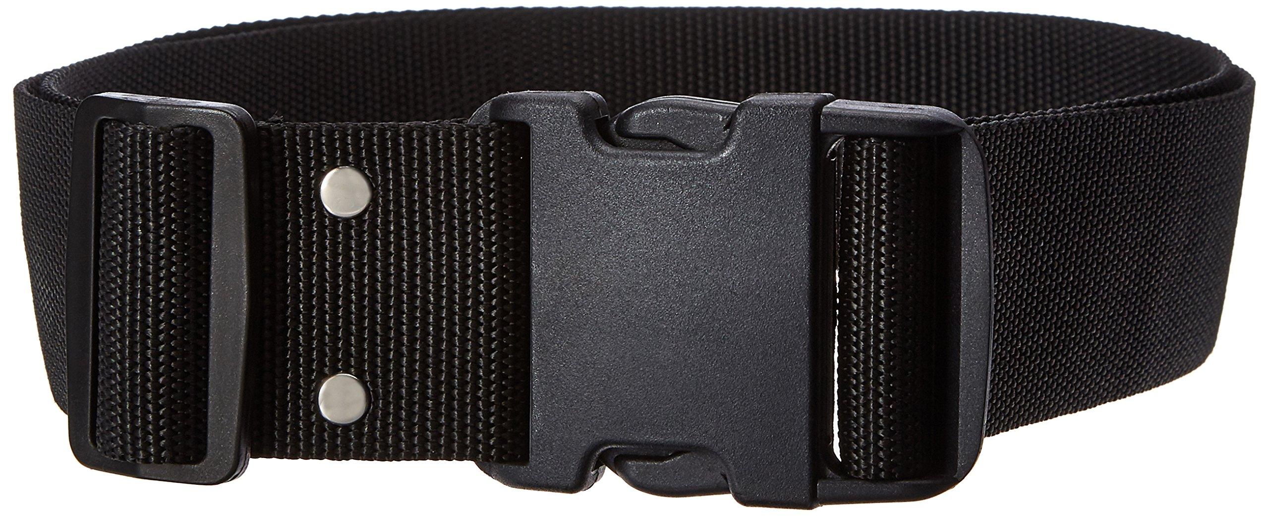 "CLC Custom Leathercraft 3505 ToolWorks Web Work Belt, 2"" Wide, Large"