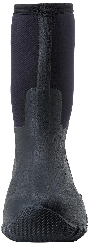 The Original MuckBoots Adult Hoser 6 Mid Boot B000WGD2VQ Men's 6 Hoser M/Women's 7 M|Black bacfe6