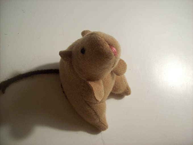 Amazon.com: Mouse Beanie from Babe Mcdonalds Happy Meal Toy: Toys & Games