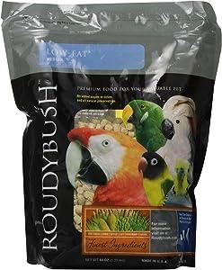 Roudybush Low Fat Bird Food, Medium, 44-Ounce