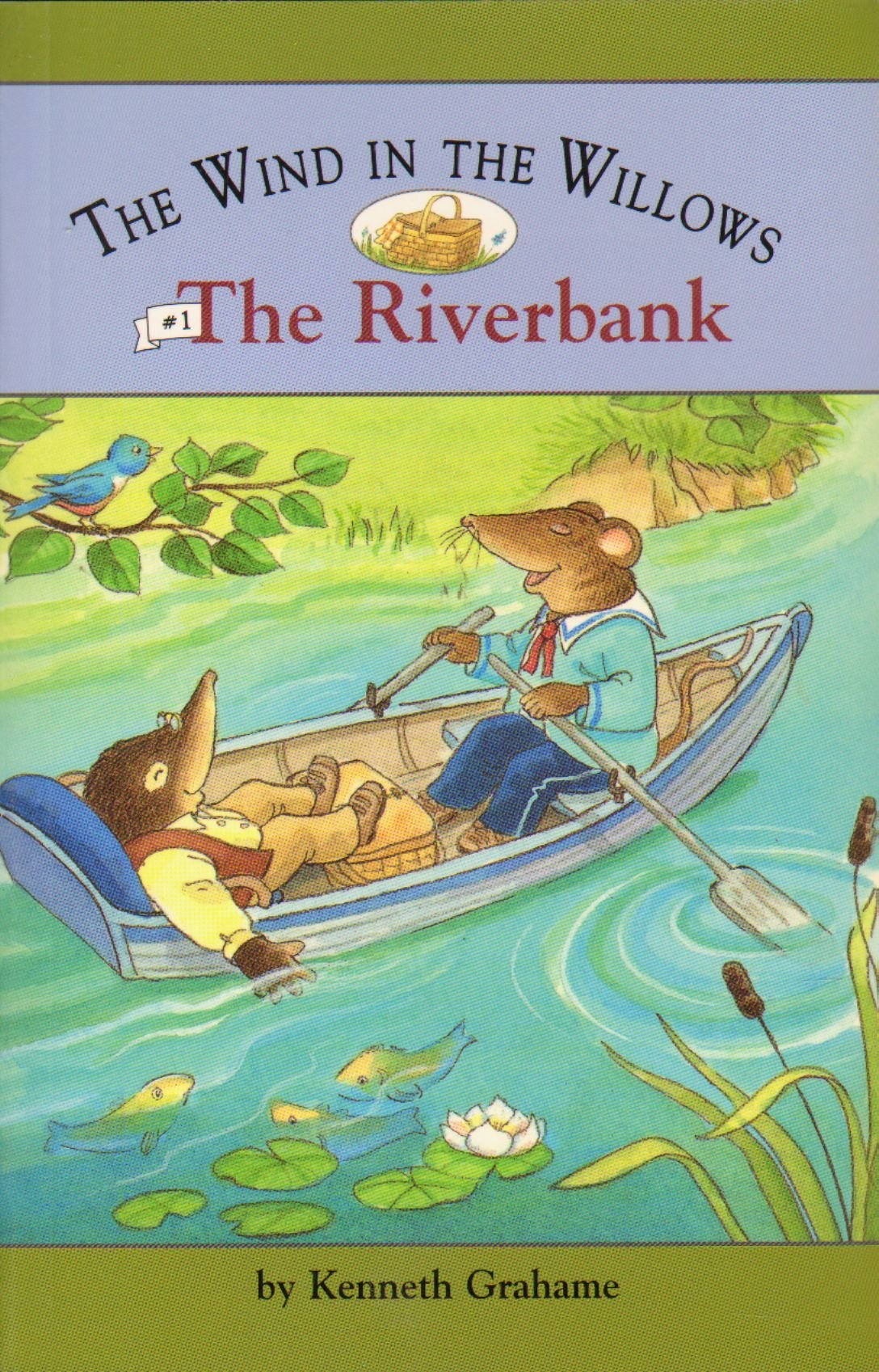 The Riverbank: The Wind in the Willows pdf epub