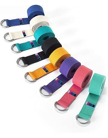 af9bcb0104 Belts - Yoga: Sports & Outdoors: Amazon.co.uk
