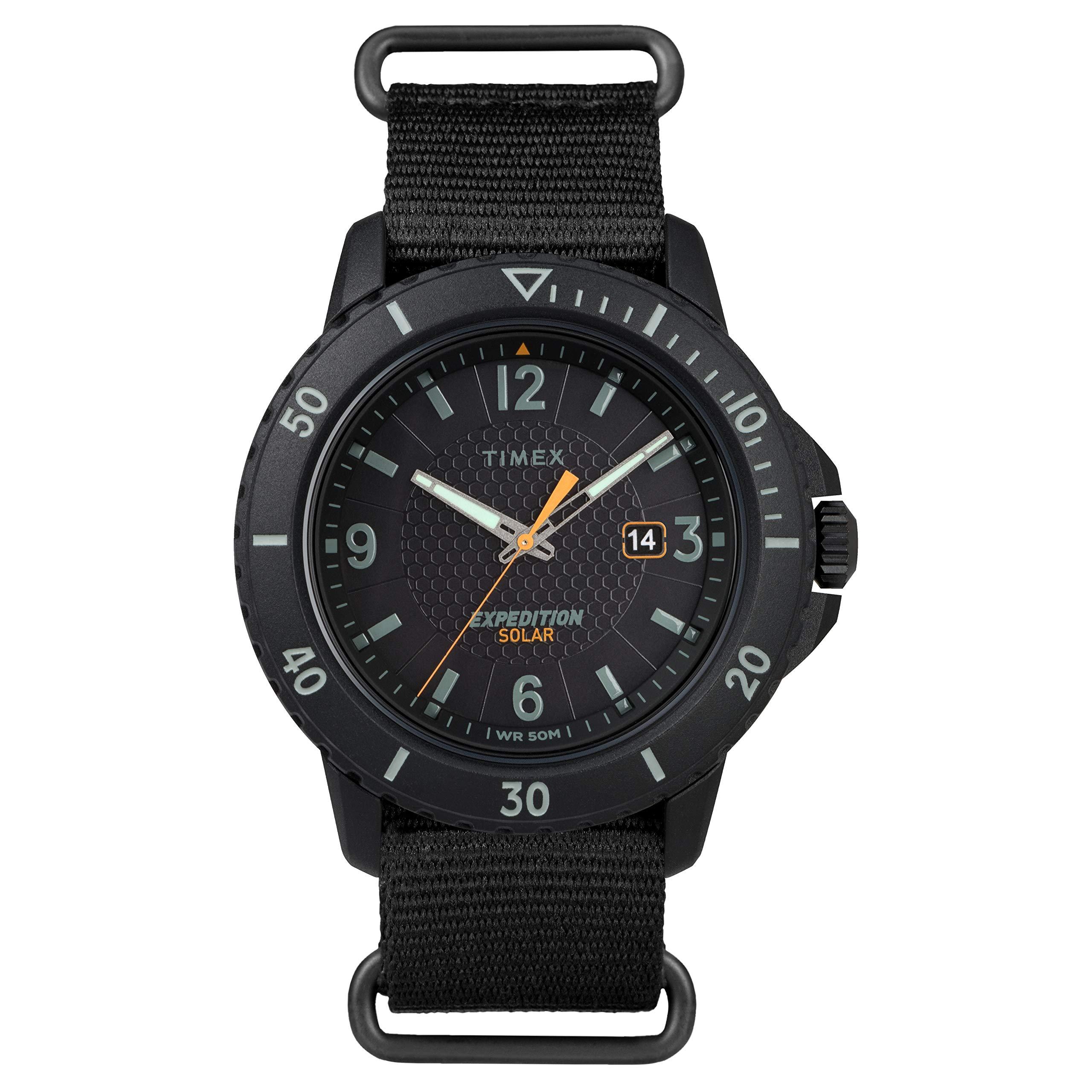 Men's Expedition Gallatin Solar-Powered Watch