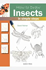 How to Draw Insects: in simple steps Paperback