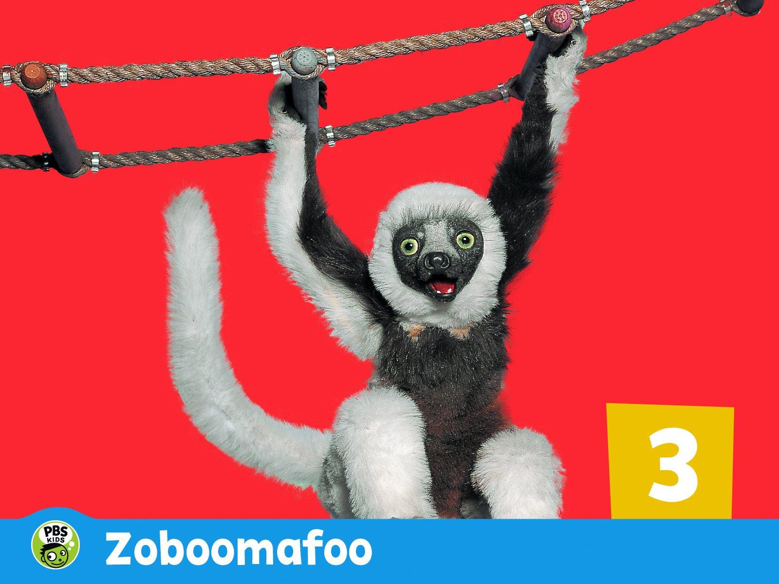 Amazon com: Watch Zoboomafoo Season 3   Prime Video