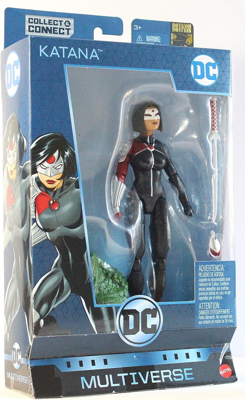 DC Comics Multiverse Katana Collectible Action Figure