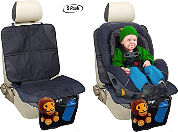 Car Seat Protector by Lebogner -
