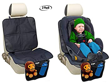 Amazon.com: Asiento de coche protector por lebogner –