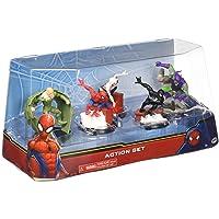 Disney Set de Figuras de Colección Spiderman