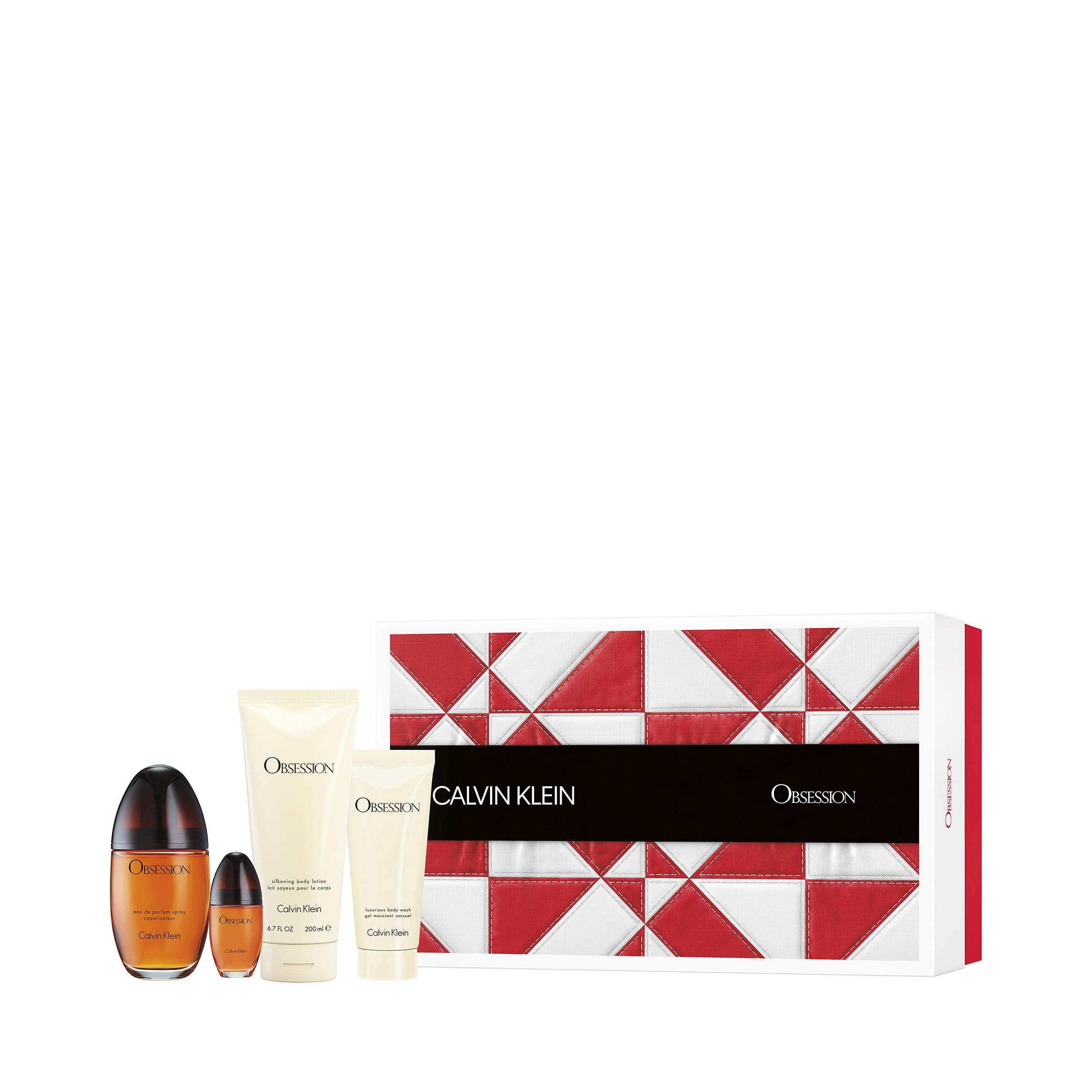 Calvin Klein Obsession for Women Giftset, 13.7 fl. oz. by Calvin Klein