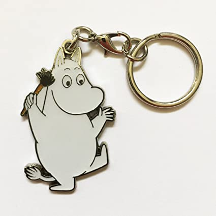 Amazon com: Moomintroll (with Brush): ~2 25