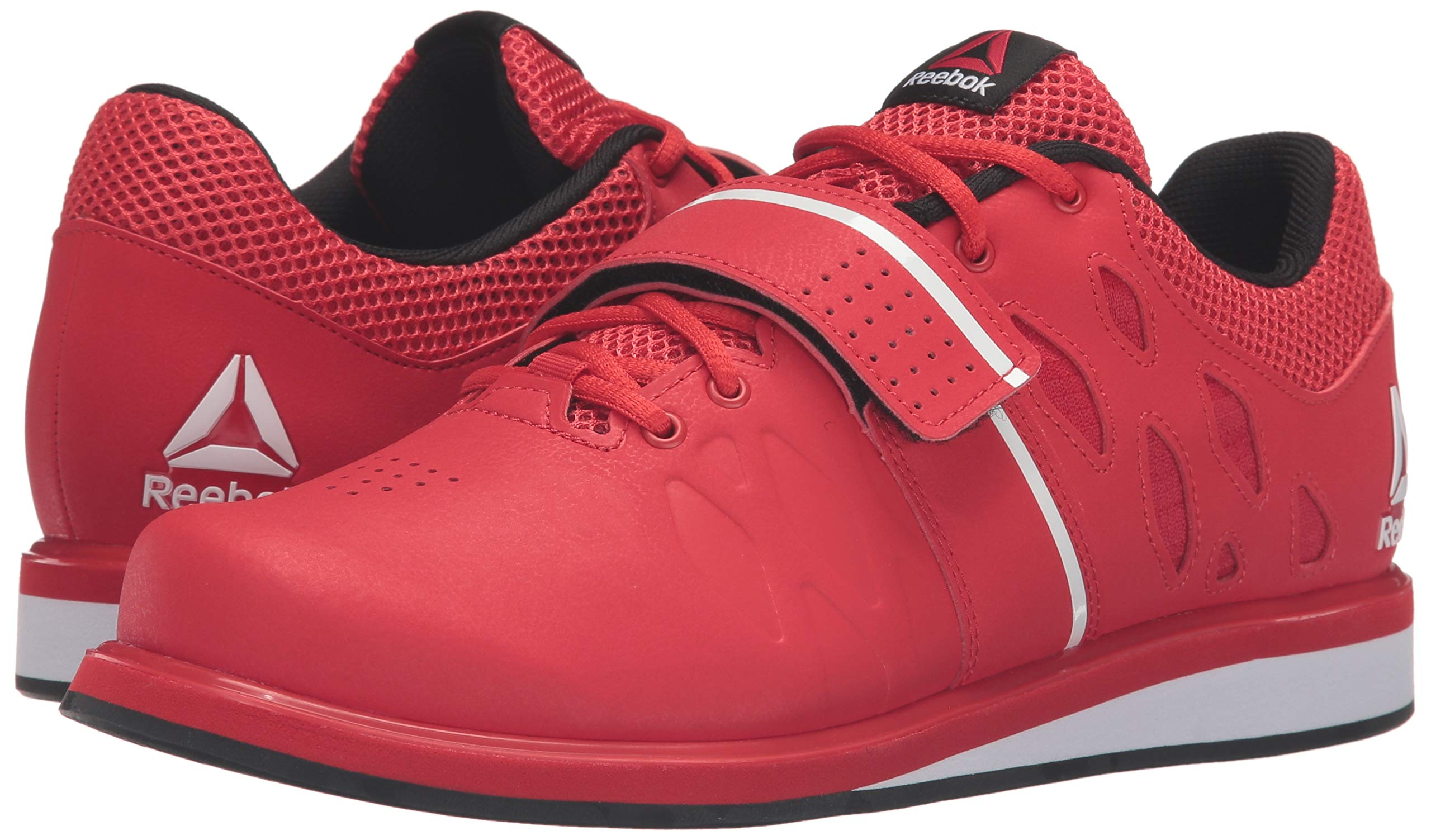 Reebok Men's Lifter Pr Cross-Trainer Shoe, Primal Red/Black/White, 7.5 M US by Reebok (Image #6)