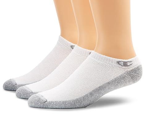 2fb0e4c0368 Champion Men s 3 Pack Extra Low Cut Socks at Amazon Men s Clothing ...
