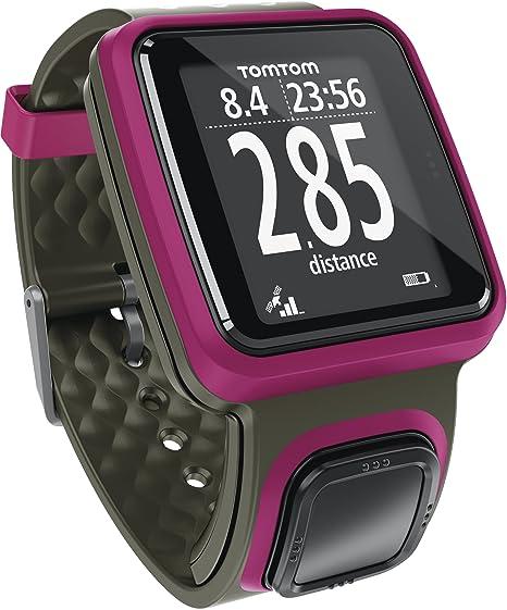 TomTom Runner - Reloj con GPS, rosa: Amazon.es: Deportes y aire libre