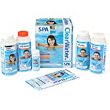 Clearwater CH0018 Lay-Z-Spa Chemical Starter Kit for Hot Tub and Spa Treatment