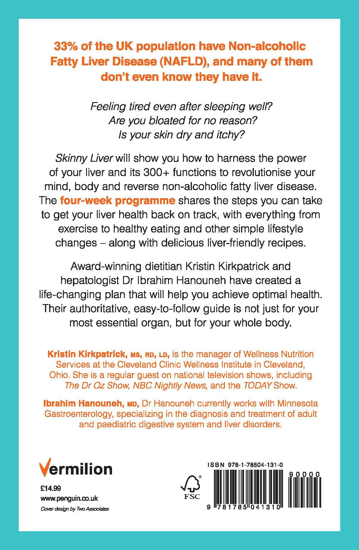 Skinny Liver Lose The Fat And Lose The Toxins For Increased Energy