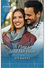 A Fling to Steal Her Heart (London Hospital Midwives Book 4) Kindle Edition