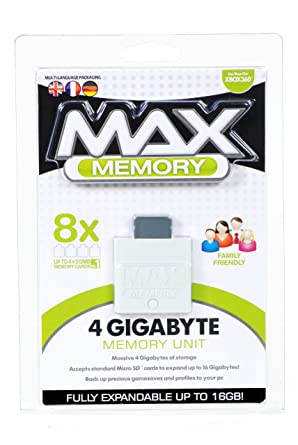 DATEL XBOX MEMORY CARD DOWNLOAD DRIVERS