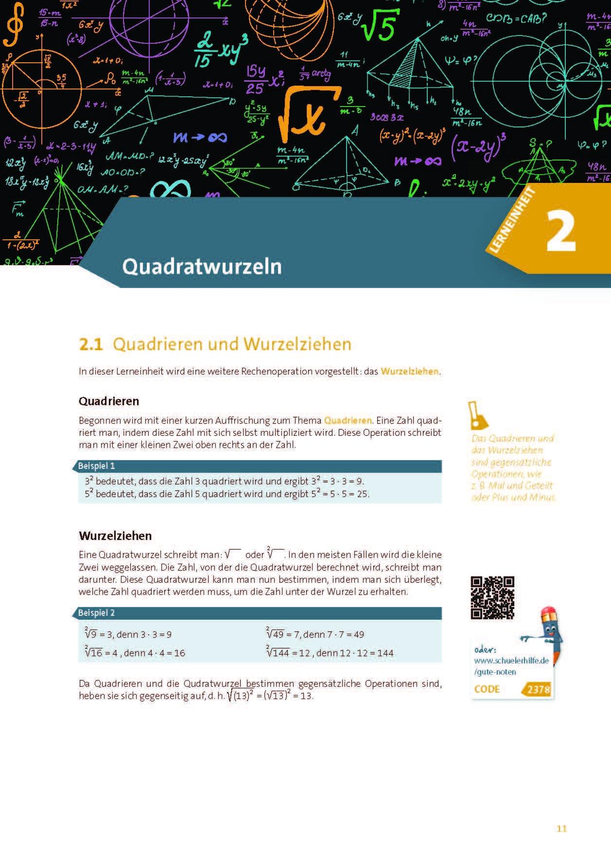 Erfreut Gcse Mathematik Revision Einer Tabelle Höher Bilder ...