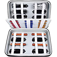 Knife Case for Pocket Knives, Displaying Storage Box and Carrying Organizer Holds up to 44+ Folding Knife for Survival…
