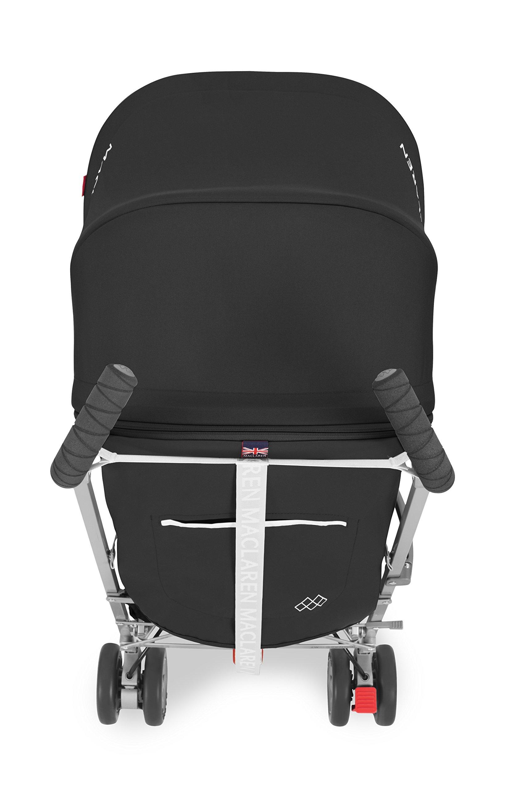 Maclaren Globetrotter Stroller - lightweight, compact by Maclaren (Image #5)