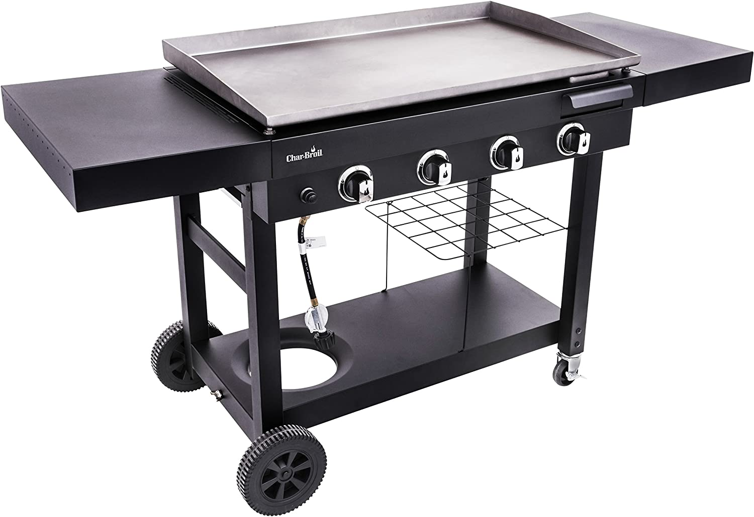 Char-Broil 18952074 - 4-Burner Liquid Propane Gas Griddle