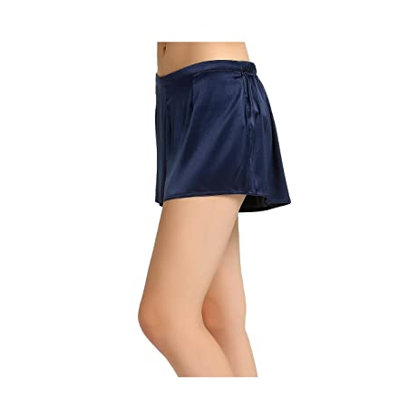 d22d45552bd Jasmine Silk Lady s Classic Silk French Knickers boxers Navy (Extra Large)   Amazon.co.uk  Kitchen   Home