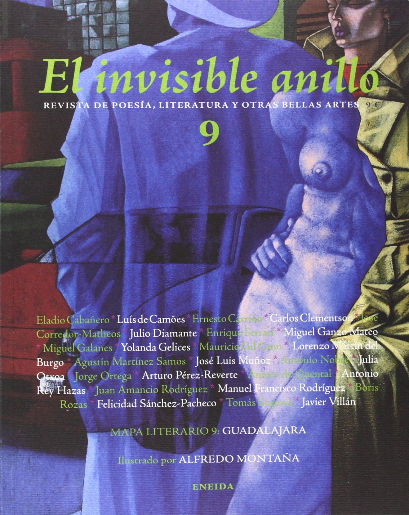 Amazon.com: El Invisible Anillo, Revista Literaria 17 ...