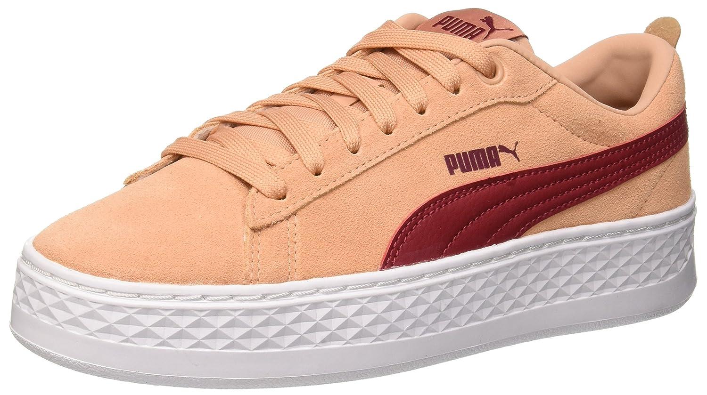 Puma Smash Platform SD, Zapatillas para Mujer 36 EU|Rosa (Dusty Coral-pomegranate 05)