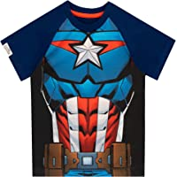 Marvel Camiseta para niños Capitán América