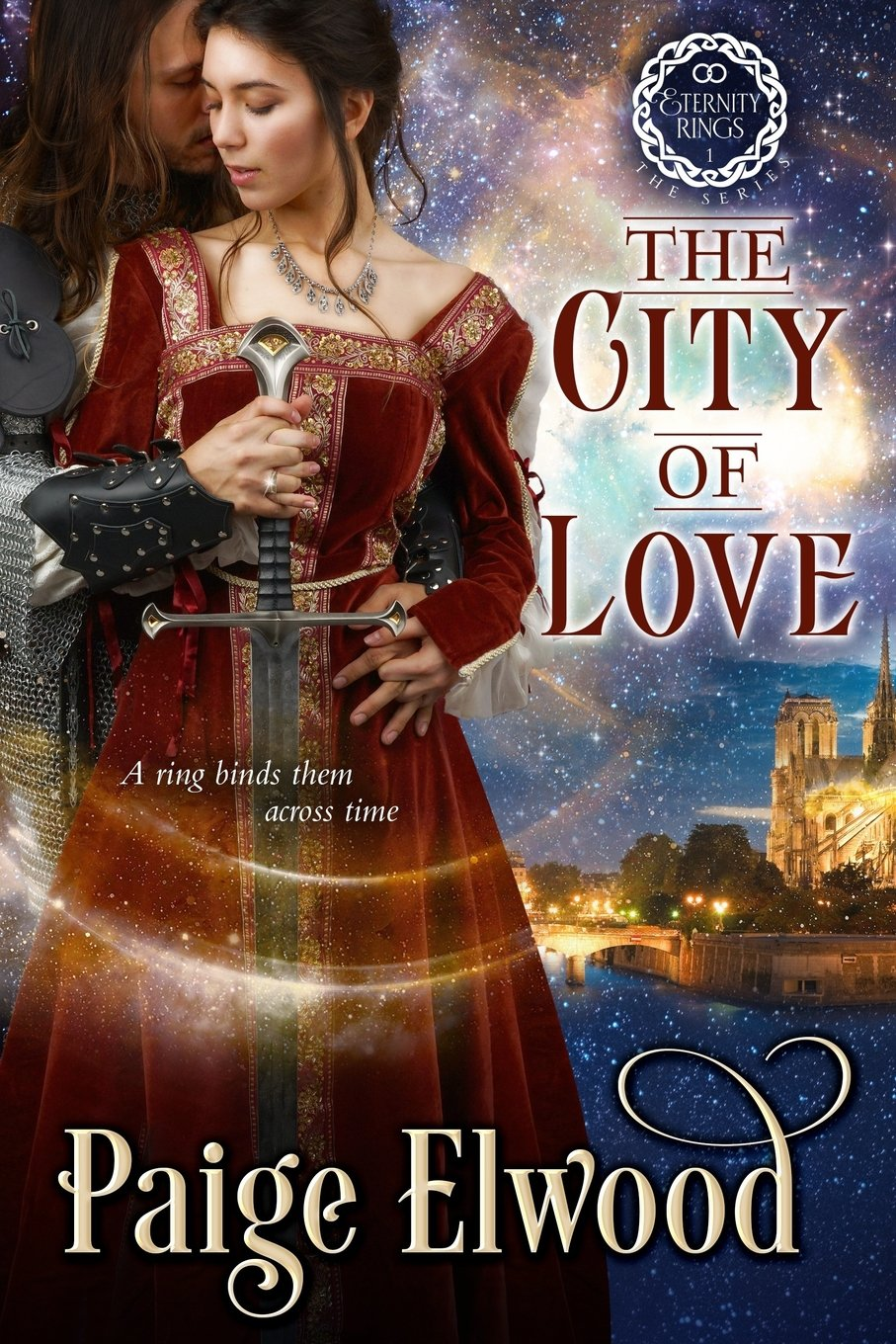Read Online The City of Love: A Medieval Time Travel Romance (Eternity Rings) (Volume 1) pdf epub