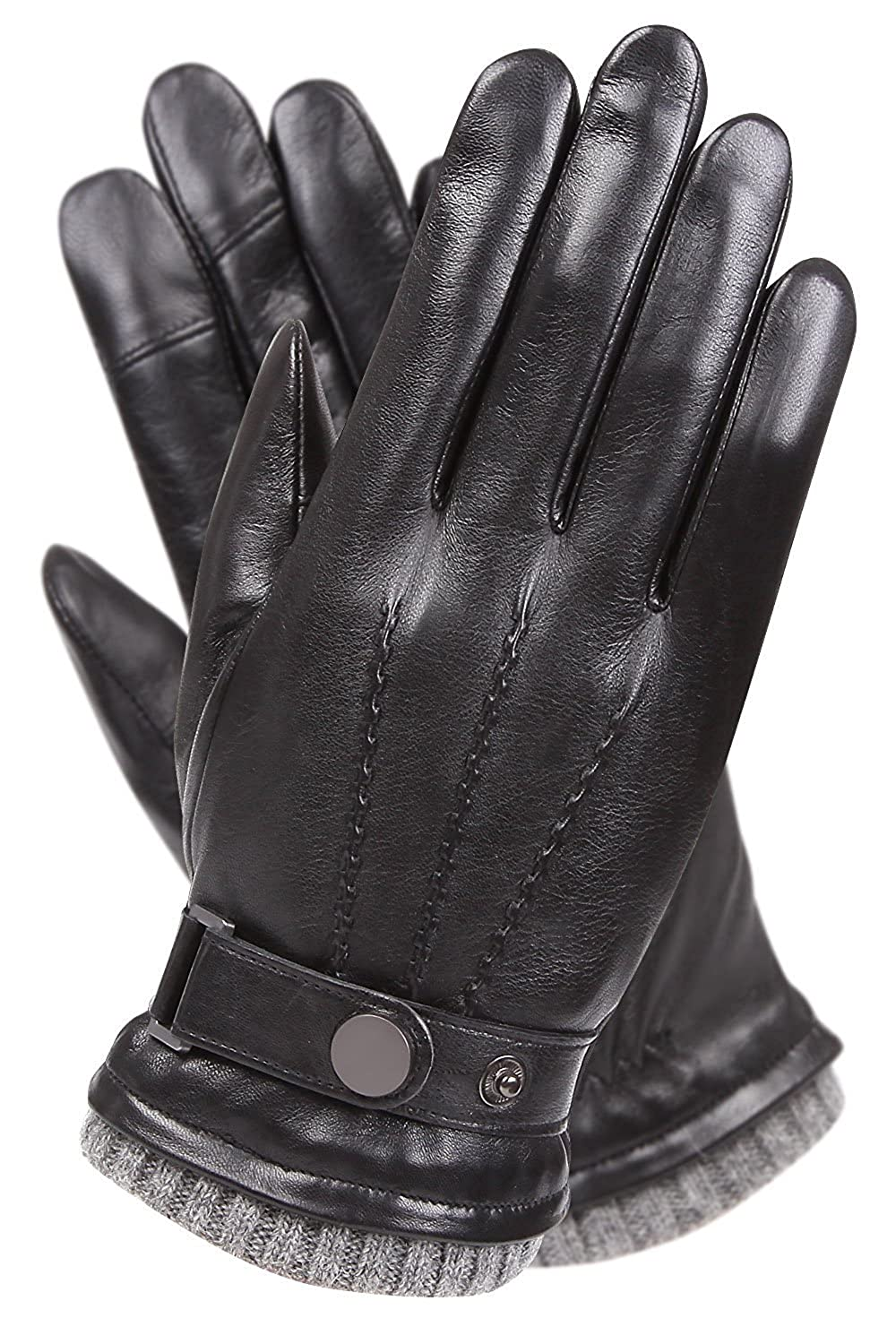 Warmen's Winter Nappa Leather