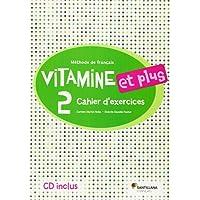 VITAMINE ET PLUS 2 CAHIER + CD - 9788490490136