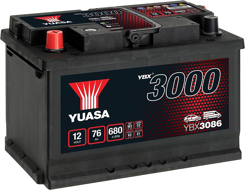 Yuasa YBX3086 Batteria Avviamento