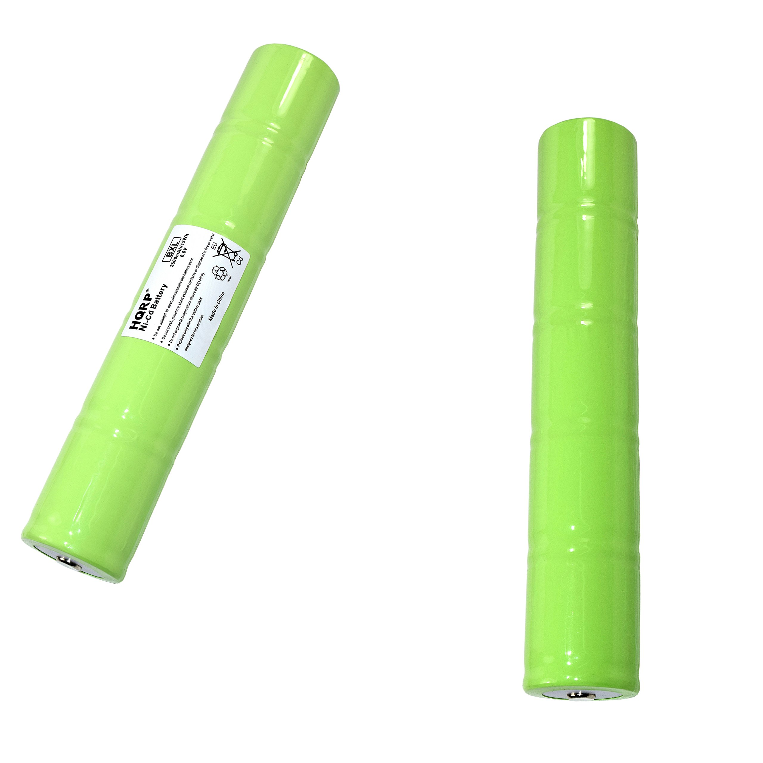 HQRP 2-Pack Battery for Moltech N38AF001A, Multiplier MSL20, S522 Plus HQRP Coaster