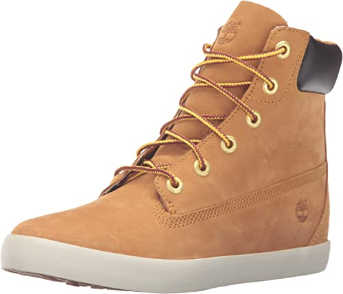 compañero Red Supervisar  Timberland Women's Flannery 6 in Warm Chukka Boot, Wheat Nubuck, 6.5 UK:  Amazon.co.uk: Shoes & Bags