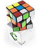 3x3 Zauberwürfel - Original Cubixs Speedcube - Typ Los Angeles - mit optimierten Dreheigenschaften für Speed-Cubing - besser als der Original Rubiks Cube