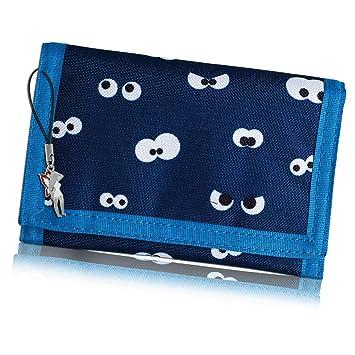 elegantes Aussehen detaillierte Bilder abwechslungsreiche neueste Designs Bestway Kinderportemonnaie blau Geldbeutel Kids ...